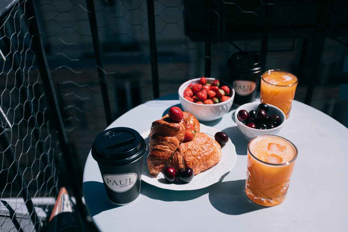 A Morning in theLife